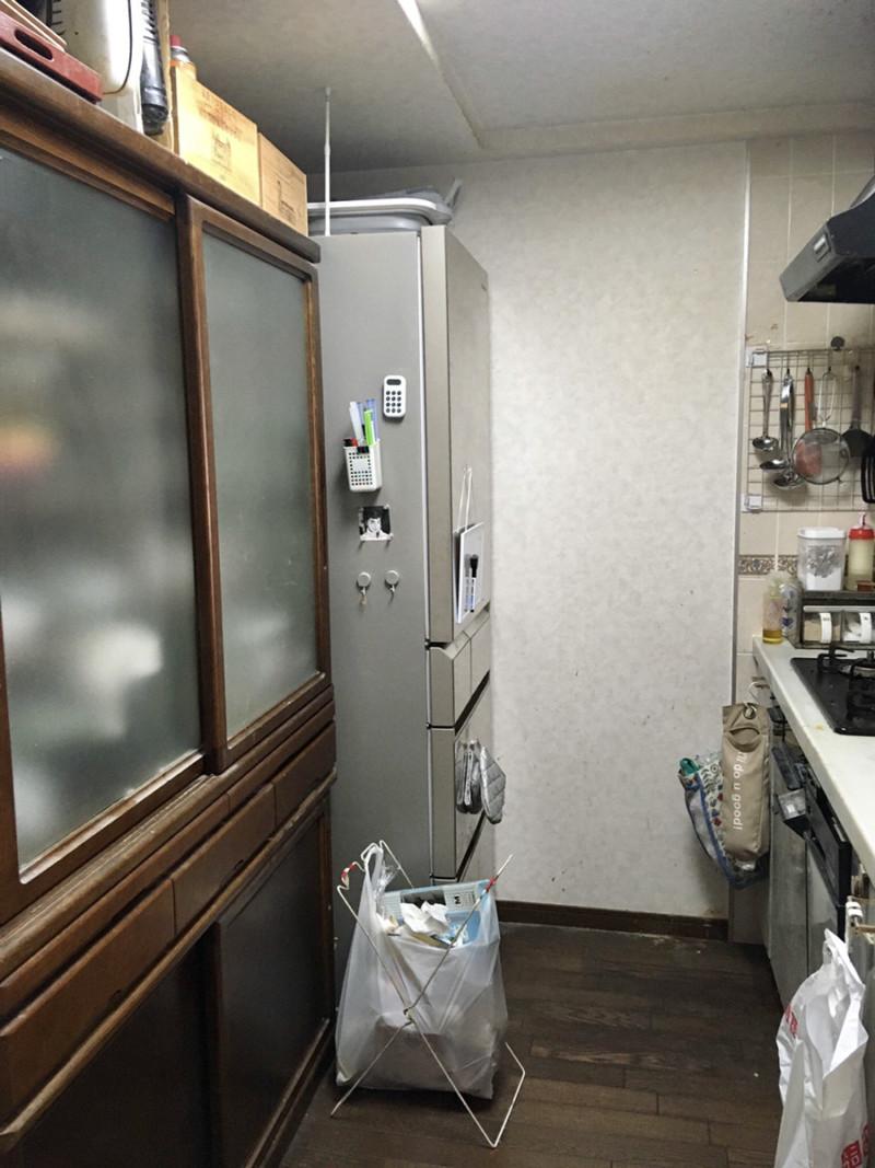 奈良市M様キッチン2
